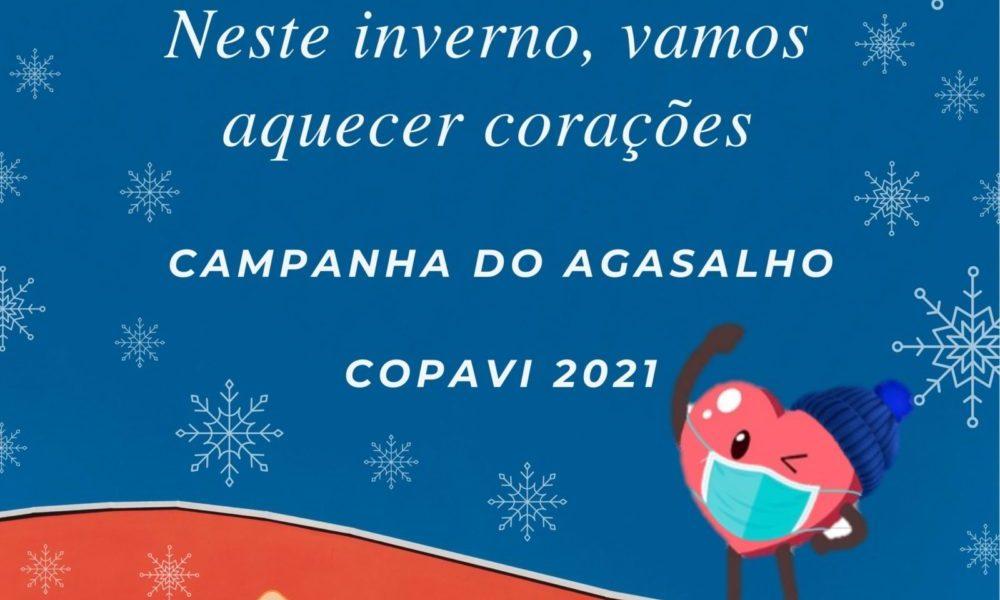 CAMPANHA DO AGASALHO- COPAVI 2021